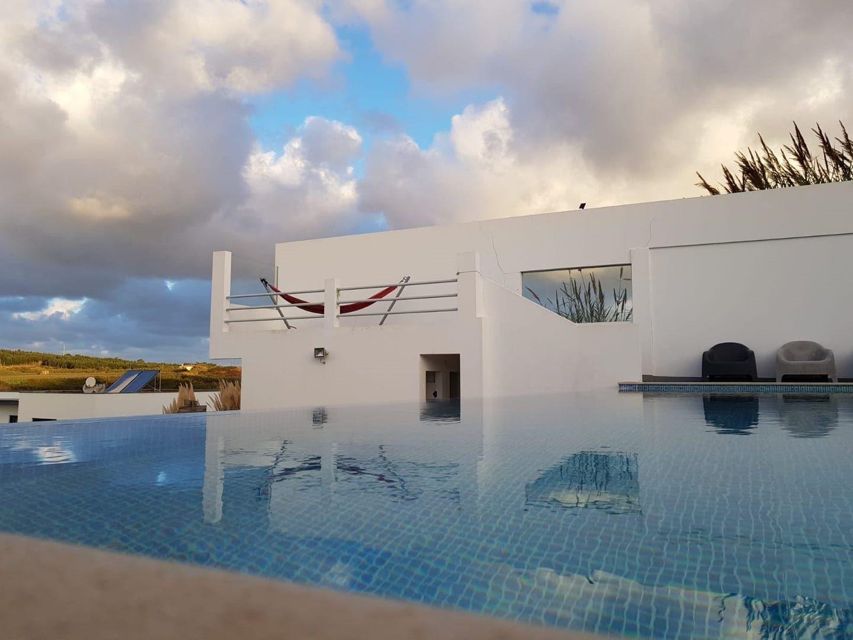 Bungalow mit skypool in der Unterkunft in Portugal